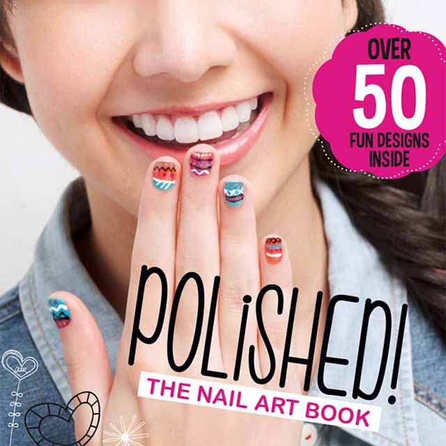 Polished Too! The Nail Art Book โดย Berry Books - Buqo