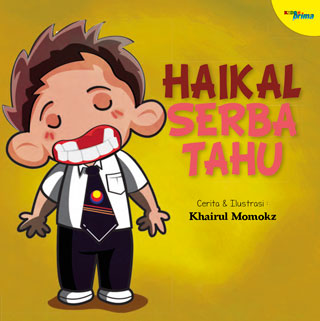Haikal-Serba-Tahu-หน้าปก-ookbee