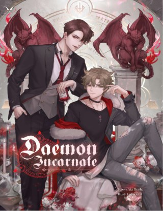 หน้าปก-the-daemon-incarnate-ookbee