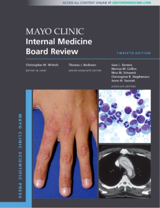 หน้าปก-mayo-clinic-internal-medicine-board-review-12ed-ookbee