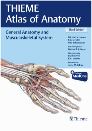 หน้าปก-2020-thieme-atlas-of-anatomy-general-anatomy-and-musculoskeletal-system-3ed-ookbee