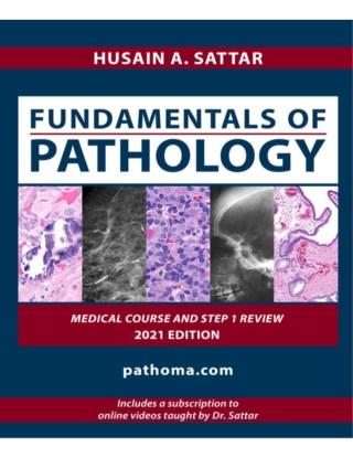 หน้าปก-2021-pathoma-fundamental-of-pathology-ookbee