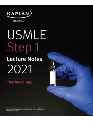 หน้าปก-2021-usmle-step-1-lecture-note-pharmacology-ookbee