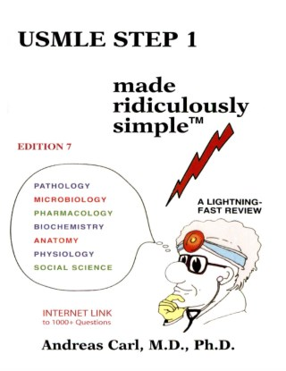 หน้าปก-usmle-step-1-made-ridiculously-simple-7ed-ookbee