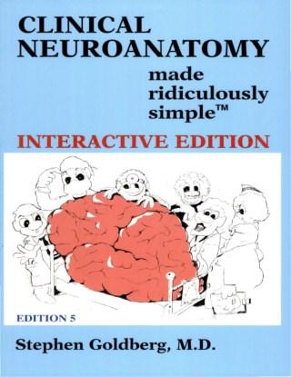 หน้าปก-clinical-neuroanatomy-made-ridiculously-simple-5ed-ookbee