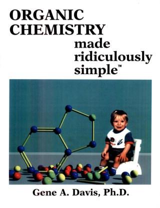 หน้าปก-organic-chemistry-made-ridiculously-simple-1ed-ookbee