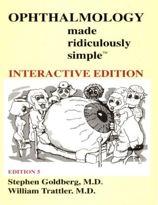 หน้าปก-ophthalmology-made-ridiculously-simple-5ed-ookbee