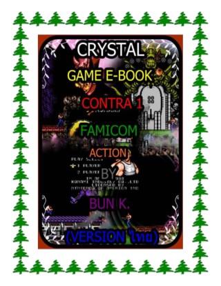 หน้าปก-บทสุปเกมส์-contra-1-ประเภทเกมส์shooting-เครื่องเกมส์famicom-ookbee