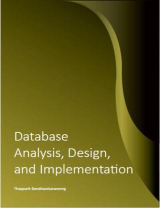 การวิเคราะห์ออกแบบและสร้างฐานข้อมูล-database-analysis-design-and-implementation-ฉบับปรับปรุงครั้งที่-1-หน้าปก-ookbee