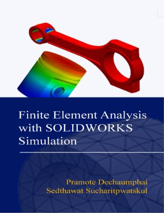 หน้าปก-finite-element-analysis-with-solidworks-simulation-ookbee