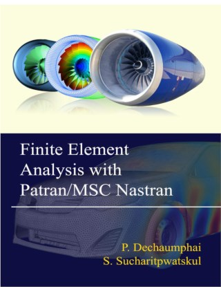 หน้าปก-finite-element-analysis-with-patranmsc-nastran-ookbee