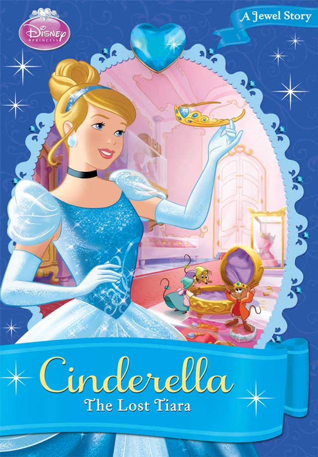 Cinderella The Lost Tiara A Jewel Story