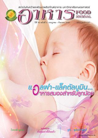 หน้าปก-แอลฟาแล๊คตัลบูมิน-อาหารสมองสำหรับลูกน้อย-ookbee