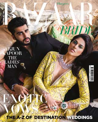 bazaar-bride-india-april-2017-หน้าปก-ookbee