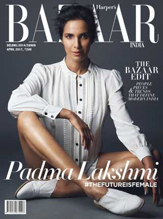 harpers-bazaar-india-april-2017-หน้าปก-ookbee