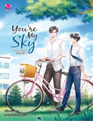 หน้าปก-youre-my-sky-จุดหมายคือท้องฟ้า-ookbee