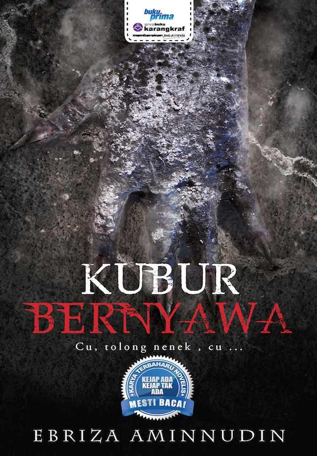Kubur-Bernyawa-(ePub)-หน้าปก-ookbee