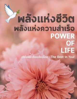 หน้าปก-พลังแห่งชีวิตพลังแห่งความสำเร็จ-ookbee
