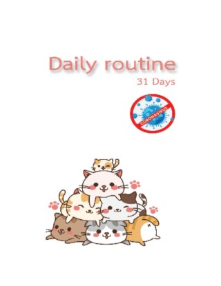 daily-routine-หน้าปก-ookbee