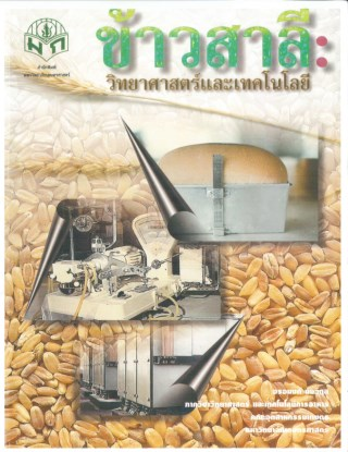 หน้าปก-ข้าวสาลี-วิทยาศาสตร์และเทคโนโลยี-ookbee