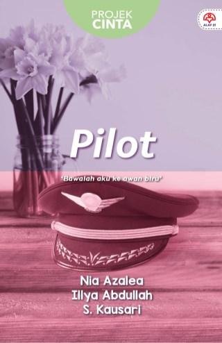 Projek-Cinta---Pilot-หน้าปก-ookbee