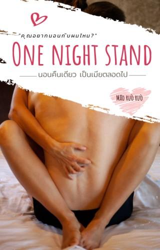 หน้าปก-one-night-stand-นอนคืนเดียว-เป็นเมียตลอดไป-ookbee
