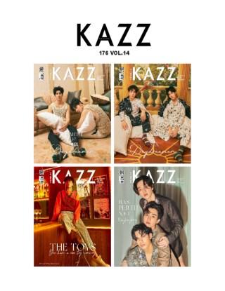 หน้าปก-kazzmagazine-kazzmagazine176-ookbee