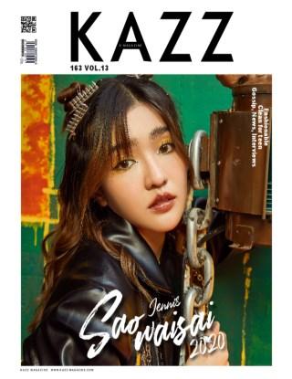 หน้าปก-kazzmagazine-kazzmagazine-163-jennisbnk48-ookbee