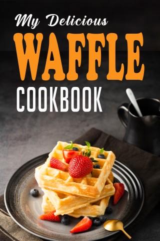หน้าปก-my-delicious-waffle-cookbook-book-2-ookbee