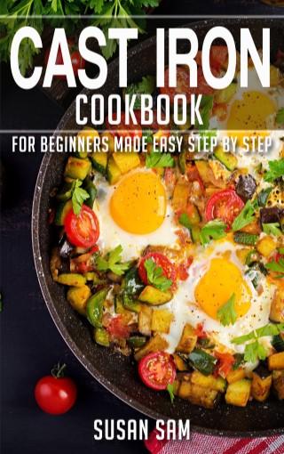 หน้าปก-cast-iron-cookbook-for-beginners-made-easy-step-by-step-book-2-ookbee