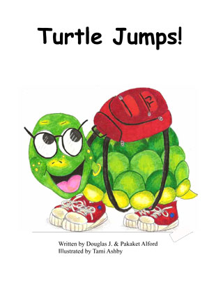 turtle-jump-english-version-หน้าปก-ookbee