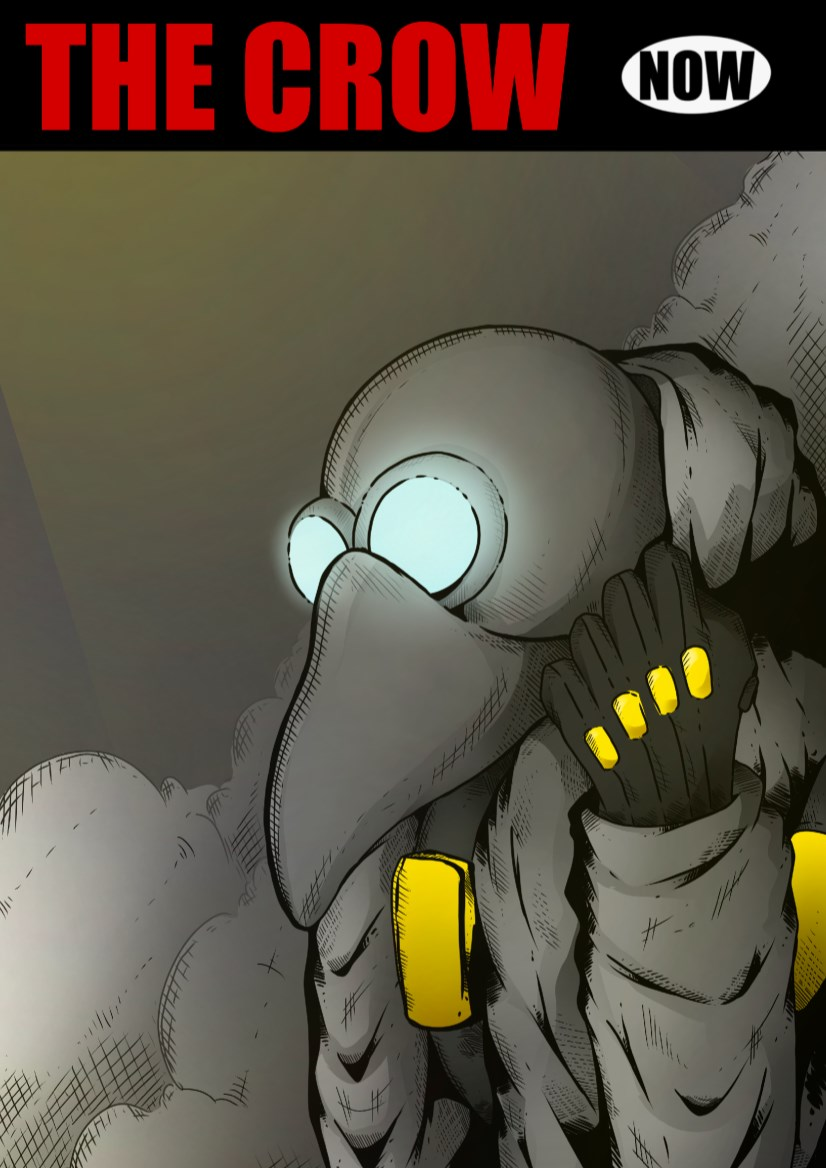 หน้าปก-the-crow-ookbee