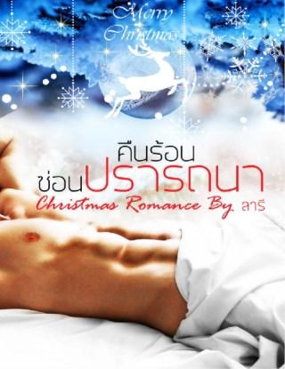 หน้าปก-คืนร้อนซ่อนปรารถนา-ซีรีส์-christmas-romance-ookbee