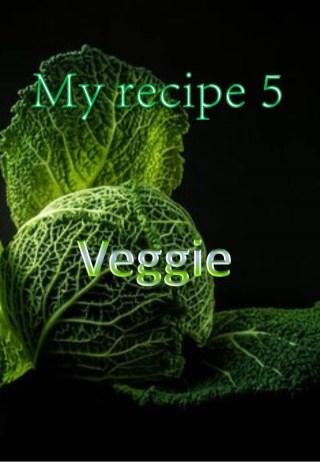 หน้าปก-my-recipe-5-veggie-ookbee
