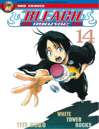 bleach-เทพมรณะ-เล่ม-14-หน้าปก-ookbee