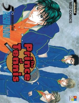 หน้าปก-the-prince-of-tennis-เล่ม-5-ookbee