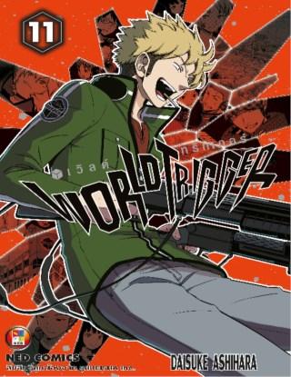 world-trigger-เวิลด์ทริกเกอร์-เล่ม-11-หน้าปก-ookbee