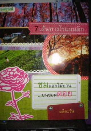 หน้าปก-เจ็ดเส้นทางโรแมนติก-ชมดอกไม้บานบนยอดดอย-ookbee