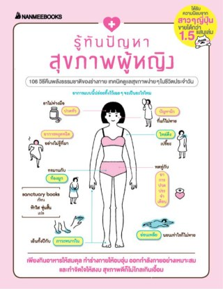 หน้าปก-รู้ทันปัญหาสุขภาพผู้หญิง-ookbee