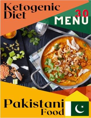 หน้าปก-ketogenic-diet-30-menu-pakistani-food-english-version-ookbee