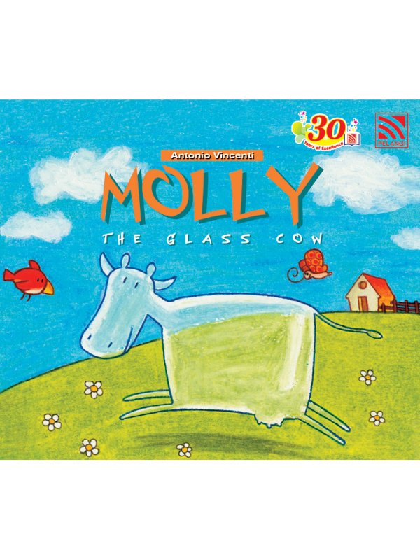 Molly-the-Glass-Cow-หน้าปก-ookbee