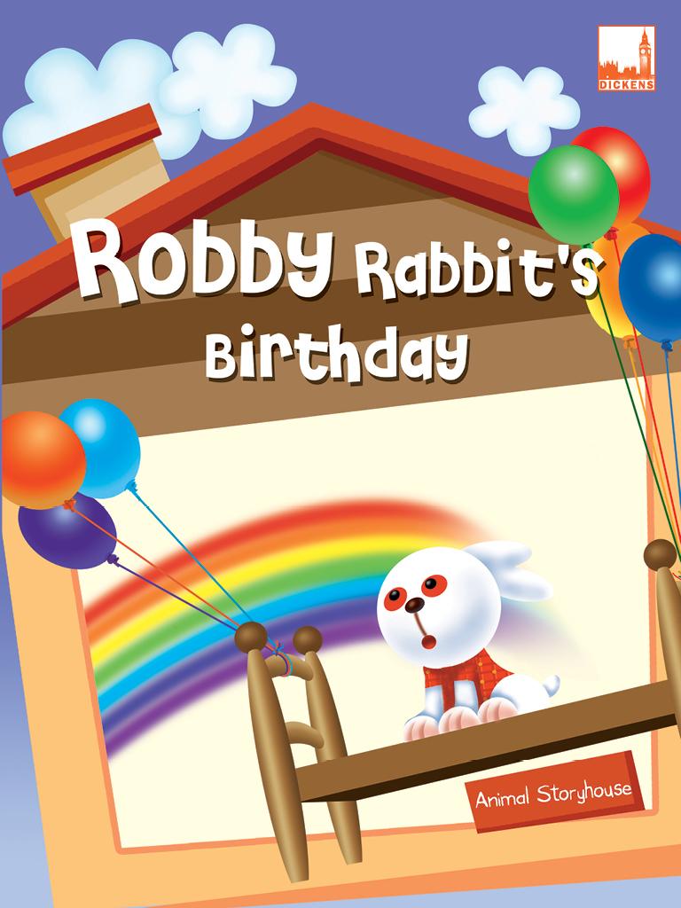 Robby-Rabbit's-Birthday-หน้าปก-ookbee