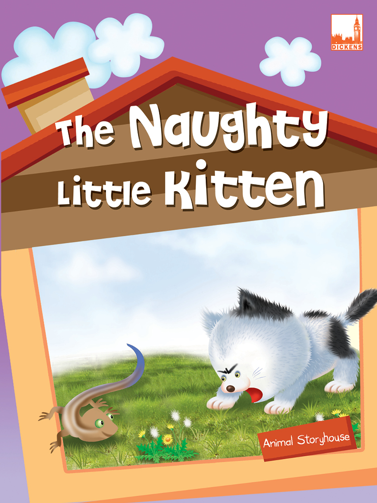 The-Naughty-Little-Kitten-หน้าปก-ookbee