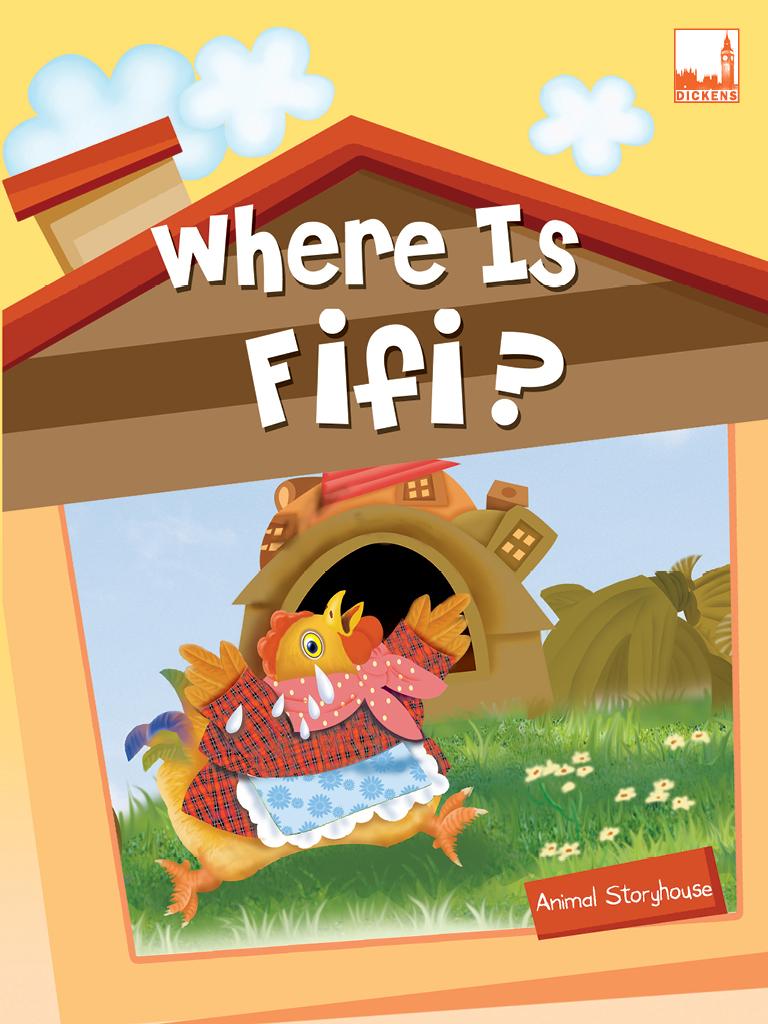 Where-is-Fifi?-หน้าปก-ookbee