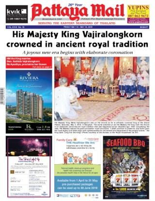 pattaya-mail-newspaper-pm1345xxvii-19friday-may-10-may-16-2019-หน้าปก-ookbee