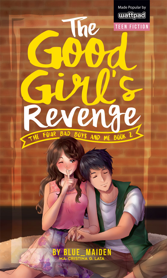 The-Four-Bad-Boys-and-Me-Book-2:-The-Good-Girl's-Revenge-หน้าปก-ookbee