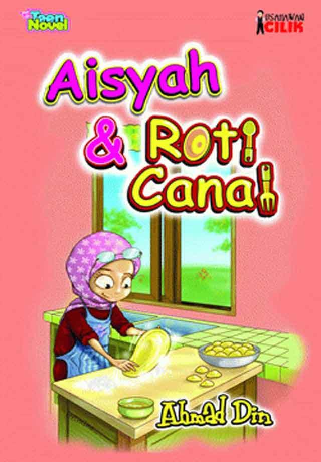 Usahawan-Cilik---Aisyah-dan-Roti-Canai-หน้าปก-ookbee