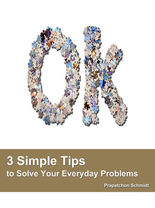 3-simple-tips-to-solve-your-everyday-problems-หน้าปก-ookbee