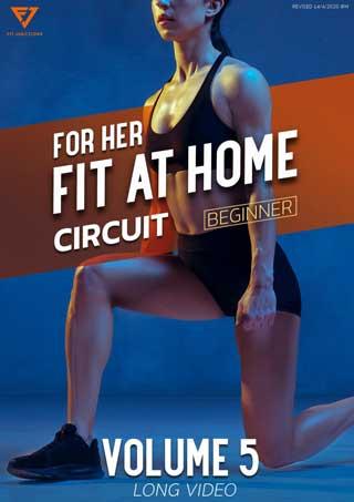 หน้าปก-fit-at-home-circuit-training-beginner-สำหรับผู้หญิง-volume-5-ookbee