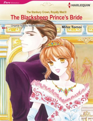 หน้าปก-the-blacksheep-princes-bride-ookbee